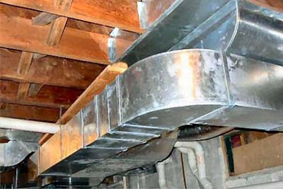 HVAC Duct Sealing Fairfield County | New Haven County CT