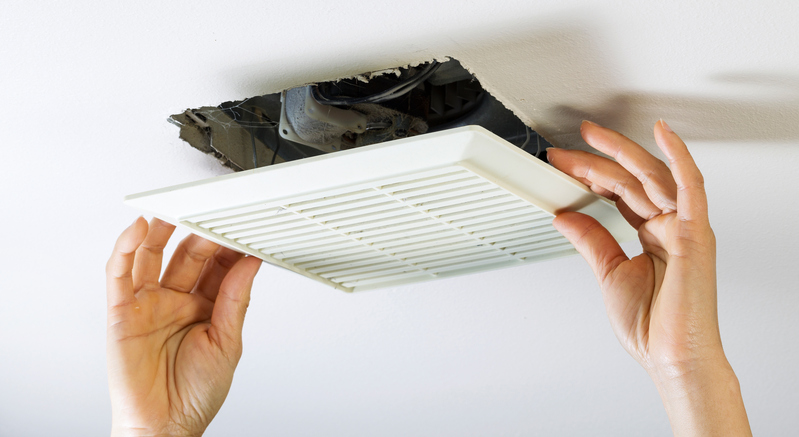 Bathroom Fan Vent Cover | Tyler Heating, Air Conditioning, Refrigeration LLC