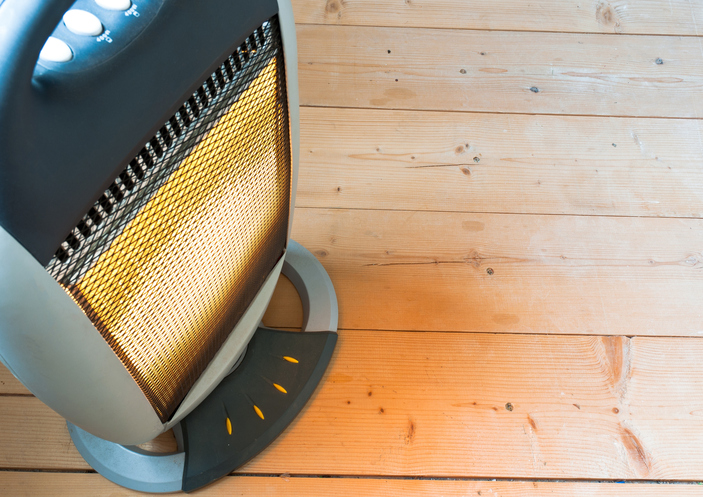 Electric Space Heater | Heating Fairfield County | Tyler Heating, Air Conditioning, Refrigeration LLC