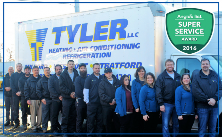 Tyler Heating, Air Conditioning, Refrigeration LLC Super Service Award | Angie's List | Air Conditioner Repair | Heating Repair