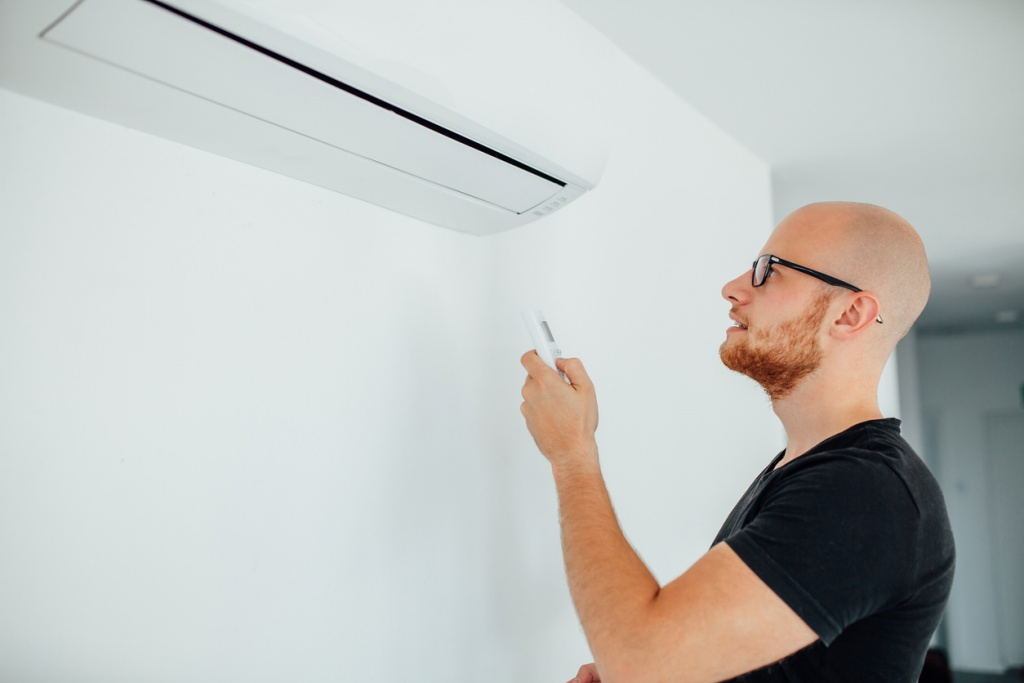 ductless air conditioner- mini split systems