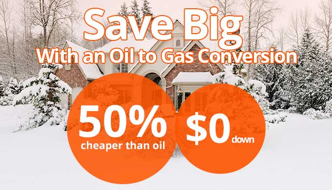 Oil to Gas Conversion Connecticut