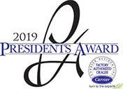 2019 President's Award