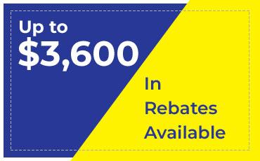 3600 Rebates