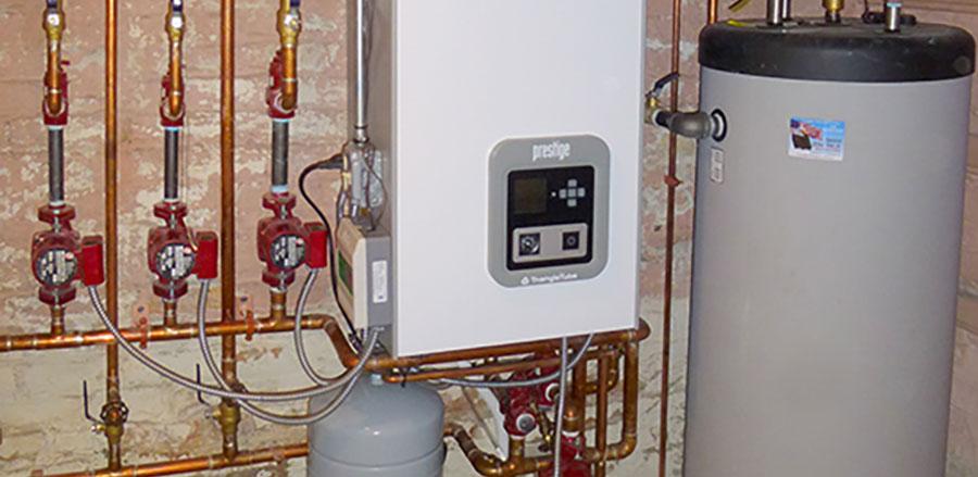 Combo Boiler Installation