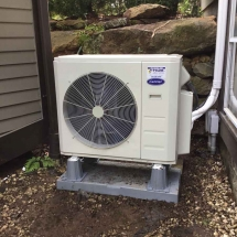 Carrier23SEER24BTUDuctlessHeatPumpinGuilford,CT