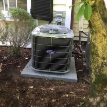 Carrier2Ton13SEERResidentialAirConditionerinNewCanaan,CT