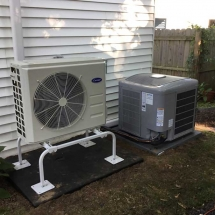 CarrierInfinityCentralAirConditioningSystemandCarrier18000BTUDuctlessHeatPumpinMilford,CT